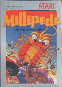 Playing: Millipede