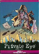 Playing: Private Eye