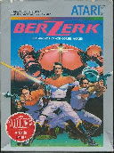Playing: Berzerk