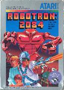 Playing: Robotron: 2084
