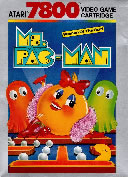 Playing: Ms Pac Man