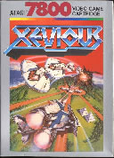 Playing: Xevious