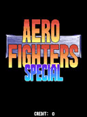 Playing: Aero Fighters Special