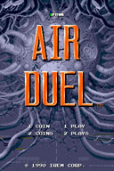 Playing: Air Duel