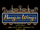 Playing: Boogie Wings