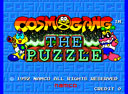 Playing: Cosmo Gang the Puzzle