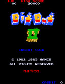 Playing: Dig Dug 2