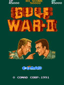 Playing: Gulf War 2