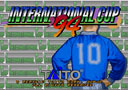 Playing: International Cup '94