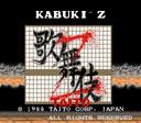 Kabuki Z