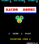 Macho Mouse