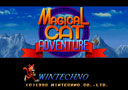Magical Cat Adventure
