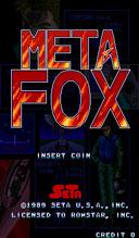 Meta Fox