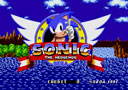 Playing: Sonic The Hedgehog