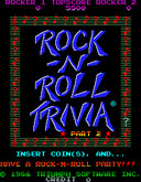 MTV Rock and Roll Trivia
