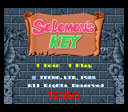 Playing: Solomon's Key