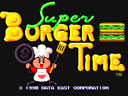 Playing: Super Burger Time
