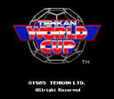 Playing: Tehkan World Cup