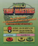Playing: Turf  Masters