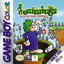 Lemmings and Oh No! More Lemmings » Game Boy Color