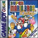 Playing: Super Mario Bros Deluxe