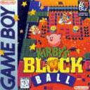Playing: Kirby's Block Ball