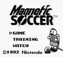 Magnetic Soccer