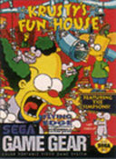 Playing: Krusty's Super Fun House