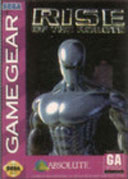Rise of the Robots » Game Gear