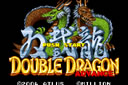 Playing: Double Dragon Advance