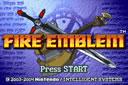 Playing: Fire Emblem