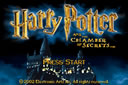 Playing: Harry Potter and the Chamber of Secrets