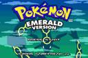Playing: Pokemon - Emerald Version