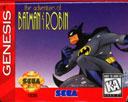 Batman and Robin, Adventures of