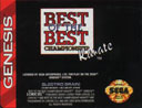 Playing: Best of the Best Championship Karate