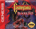 Playing: Castlevania Bloodlines