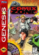 Playing: Comix Zone