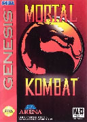Playing: Mortal Kombat