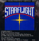 Playing: Starflight