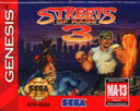 Playing: Streets of Rage 3