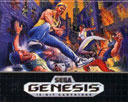 Playing: Streets of Rage
