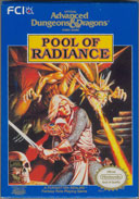 Playing: AD&D Pool of Radiance