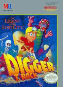 Digger T Rock:  The Legend of the Lost  City
