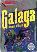 Playing: Galaga