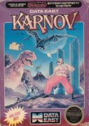 Playing: Karnov