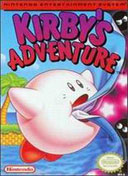Playing: Kirby's Adventure