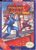 Mega Man 2 The Enigma of Dr. Wily