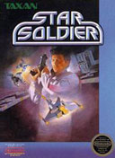 Playing: Star Soldier