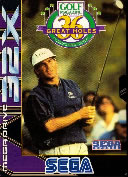 Golf Magazine: 36 Great Holes Starring Fred Couples 32X