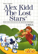 Playing: Alex Kidd: The Lost Stars